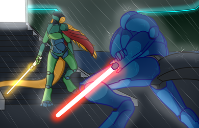 Duel of Fate by X231