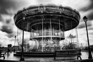 The Carousel by Durdenyr