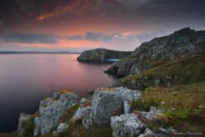 The Quiet Bay by matthieu-parmentier