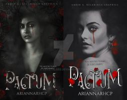 Pactum [Wattpad Cover] by CrystalGee