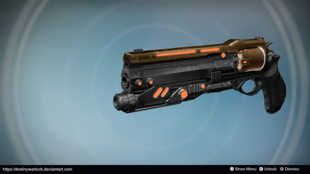 Atheon's Gift: Exotic HC Concept by ControllaSkylz by DestinyWarlock