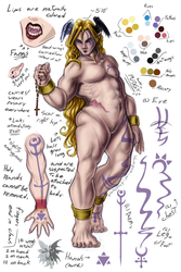 Lucemon Reference by Excellency-Shinigami