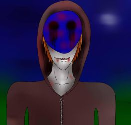 Eyeless Jack (remake) by loveless977