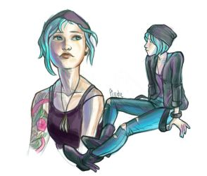 chloe price  by cruximo