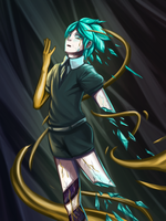 [Houseki no kuni] Transformation by ColorfullyMonotone