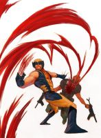 Wolverine Wednesday - 03 by reau