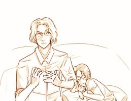 Bleach: Daddy by dr-runcible