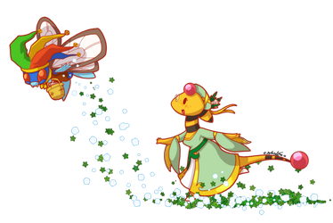 PKMNC - WR: Follow the White Rose Road by TamarinFrog
