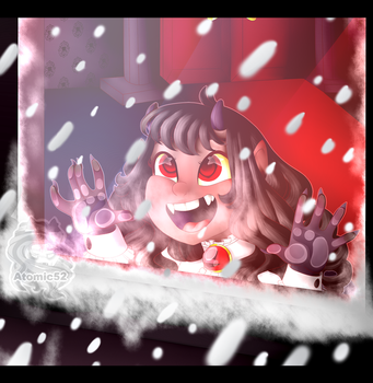 Its Snowing by Atomic52