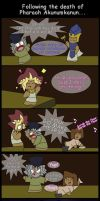 Old comics are old by Bayleef-
