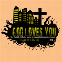 God loves you by Christsaves