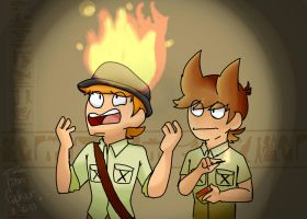 Eddsworld screen shot redraw by FinnCipher