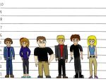 Proportions: The Teens by The-Macattack