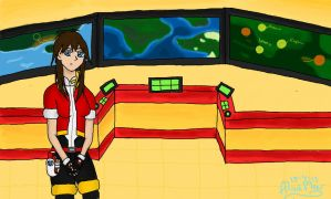 Req K87 ~ Alex in the Operation Room by xela1234