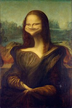 MONA LISA by PrizedPixul
