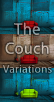 The Couch Variations by boding-bunny
