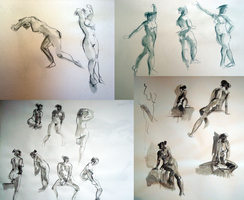 gestures 1 by HylianMogget