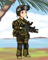 SASR in 2000 by lazyseal8