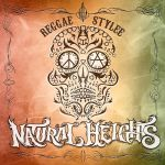 Natural Heights Reggae Stylee Single Album Art by Cameron-Schuyler
