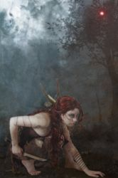 Forged From Crimson Tears by Melindrea82