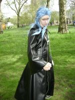 Saix Cosplay by angelic-cat15