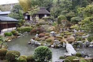 Peaceful Zen Garden by Muse-4-Life