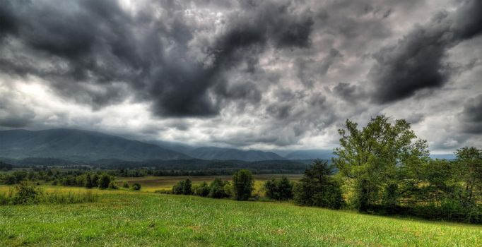 Storm Front by PaulWeber