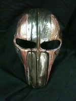 sith mask by UglyBabyEater