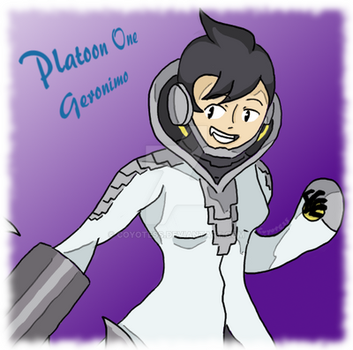 Geronimo Ready Icon Size by Coyotess