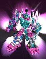 Transformers - King Poseidon by JP-V