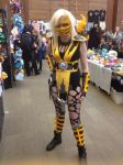 Female Scorpion (Mortal Kombat 9) by TacticWarPanda