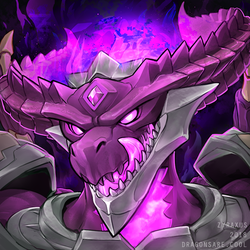 Icon: Abyssal Lord Drogoz by Zyraxus