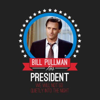 Bill for President by jistheking