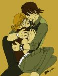 Here For You: Tiger and Bunny by KoriMichele