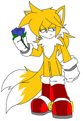 tails 15 year old by zhenghwang