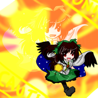 Okuu by mewarrow