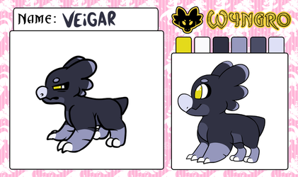 Template - Veigar Approval by Anhrak