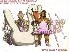 On the Seventh day of X-mas... by karniz