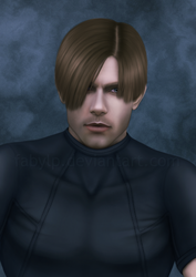 Leon Kennedy by FabyLP