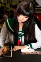 Kagome of Inuyasha by francisnagrampa