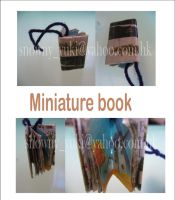 A Miniature book by snowny