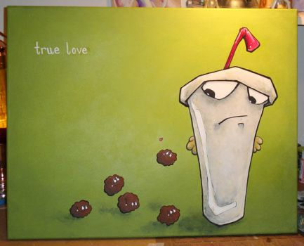 ATHF True Love by teaspoons