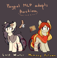 [CLOSED] Season Ponies pt.1 by harem-of-adopts