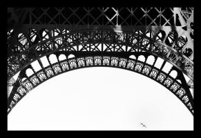 Tour Eiffel - 1 by alemonio