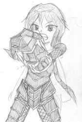 Ironscale Shyvana by sythemaster