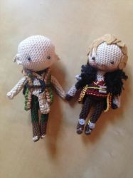 Solas and Cullen by hellodollhouse