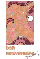 Octopus card by Lily-Poulp