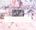 Flower Texture Pack #2 by shiningani
