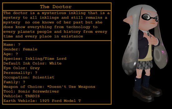 Enhanced Profile: The Doctor by SnowKing2017