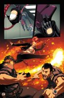 Street Fighter IV 1 pg 17 by UdonCrew